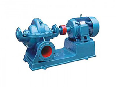 COTS Horizontal Double Suction Centrifugal Pump(OS-PUMP-040)
